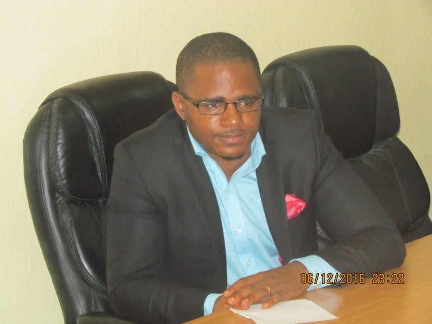Deputy Executive Director Urias Goll